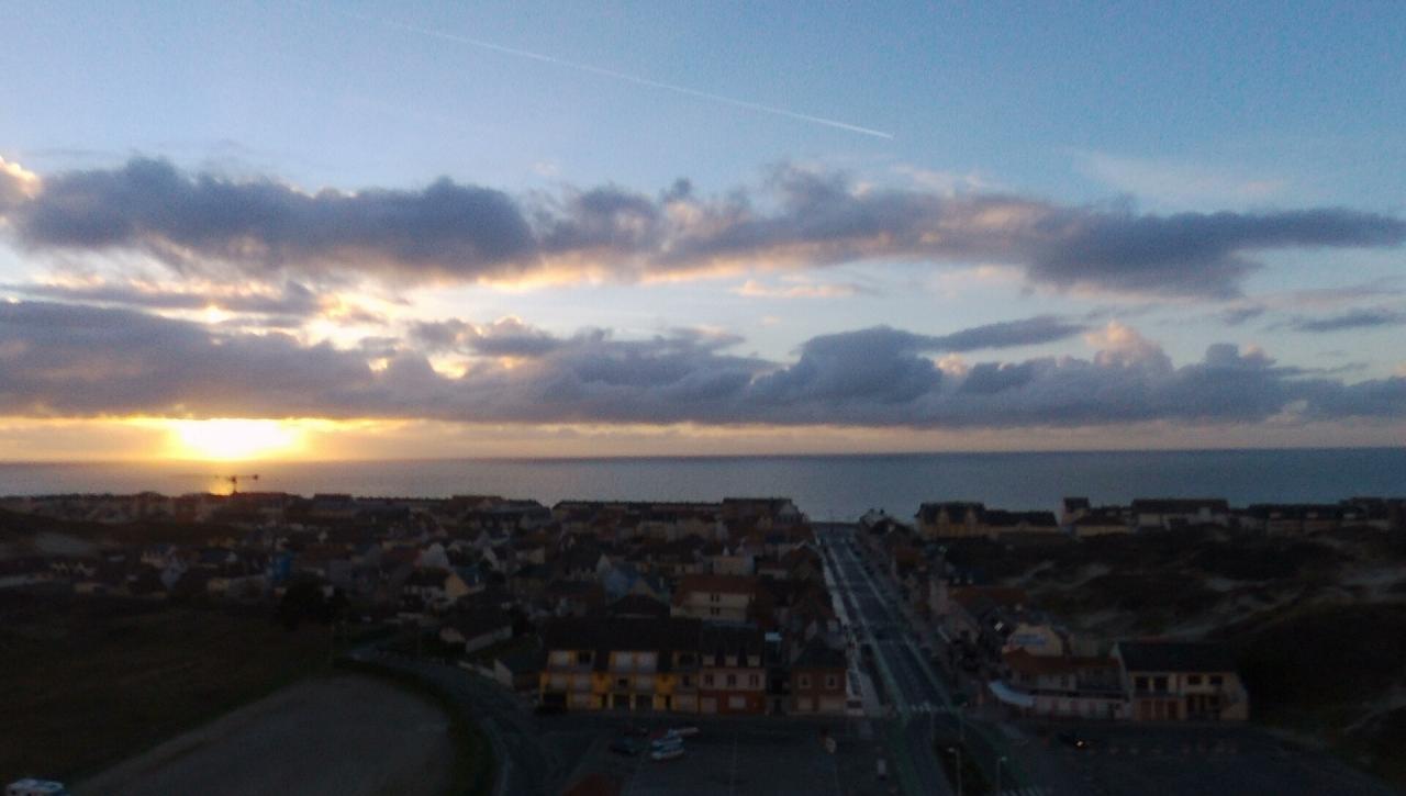 Fort-Mahon vue du ciel