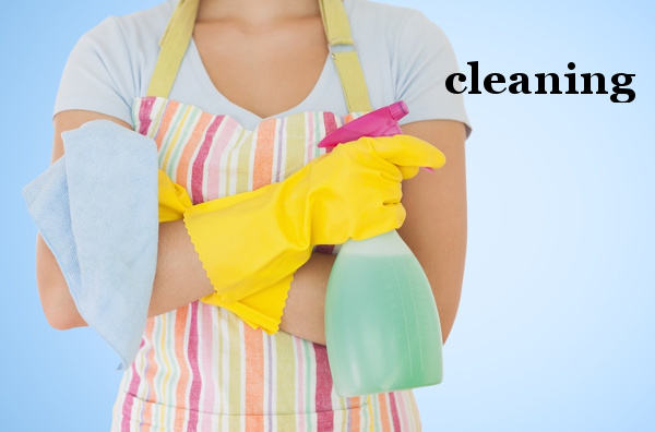 Cleaning 600x400