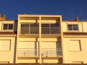 La Loggia - Appartement face mer 6 personnes, Fort-Mahon Plage